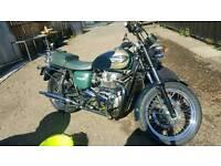 Triumph bonneville t100 800cc