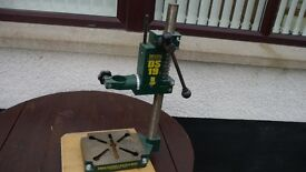 Record power drill stand