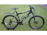 "MENS 2015 CARRERA VULCAN 27.5"" HYDRAULIC DISC MOUNTAIN BIKE*FULLY SERVICED / SUPERB CONDITION *"