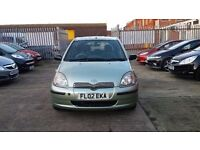 TOYOTA YARIS 1.3 CDX AUTOMATIC, 5 DOOR, FSH!