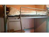 Bunk Beds with desk and chair