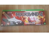 Rockband 4 for XBOX One. Brand new