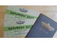 Goodwood Revival 2017 - Saturday tickets