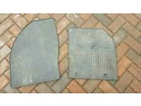 Ford Focus Front Pair Car Mats (Genuine)