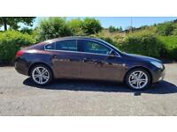 VAUXHALL INSIGNIA 2.0 CDTi SRi Nav [160] 5dr Auto Low Miles A Nice Car Fully Warranted (brown) 2011