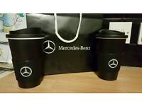 Mercedes benz Thermal coffee cups