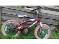 Kids bike perfect condition