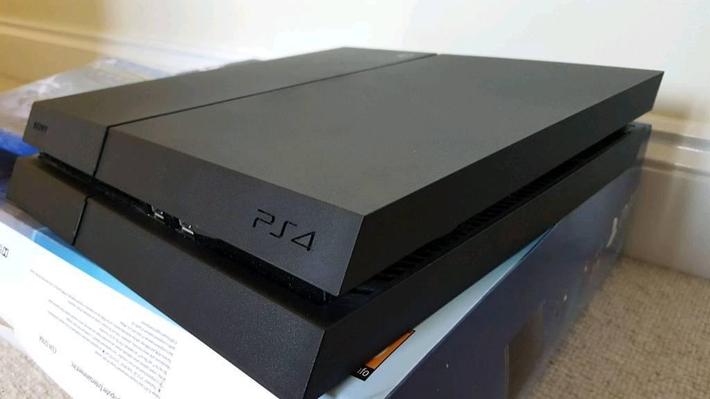 PS4, control & games