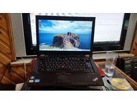Lenovo thinkpad t420 windows 7 500g 6g memory wifi webcam dvd drive core i5 microsoft office 2016