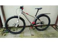 "Boardman Pro aluminium 29er mountain bike MTB 16"" small"