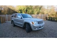 Low Mileage, Great Condition Jeep Grand Cherokee, 3.0 TD S LTD Automatic 2010