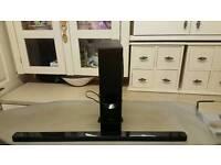 Sharp Sound Bar and atheater System. HT-SL50
