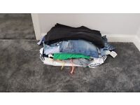 Girls size 6/8 as new clothes