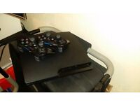 PS 3 300GB CONSOLE FOR SALE- LIKE NEW. (Ps3, xbox, ps4, ps2, ps1, xbox one, sony)