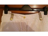 Ladies Kaleidoscope Striped Cropped Trousers Size 20 (NEW WITH TAGS)