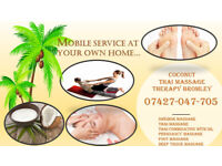 Coconut Mobile Thai massage therapy Bromley & Shortlands