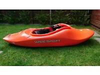 Kayak Project 52 playboat