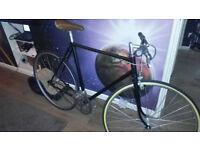 Singlespeed bike, single speed bike
