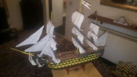 HMS Victory Complete Model