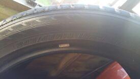 Yokohama winter tyres 245 / 45 R19