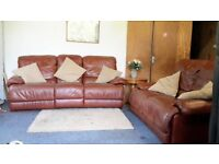 Leather Recliner Sofas 31 ~ Can Deliver