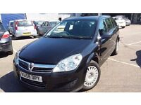 2008 VAUXHALL ASTRA 1.7 CDTI ESTATE DIESEL LONG MOT not ford focus estate vectra signum vw passat