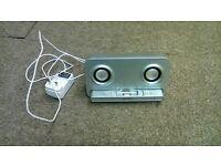 Intempo i-pod speaker