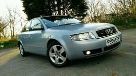 2004 Audi A4 1.9 Tdi 110 5 speed manual HPI clear FSH MINT Example Rare
