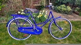 Town Bike - Atlas Blue Town Bicycle for sale