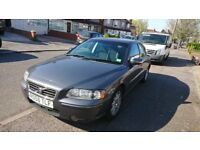 LOW MILES LONG MOT VOLVO S60 56REG 2006 2.4 DIESEL D5 185HP