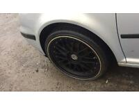Bbs lm 19inch alloys Volkswagen fitment