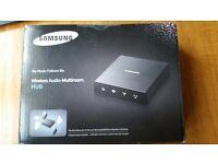 Samsung Wireless Audio Multiroom Hub