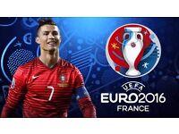 Euro 2016 Panini stickers - 7 shinys needed and 23 to swap.