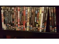 27 DvDs/All Brand new and Sealed