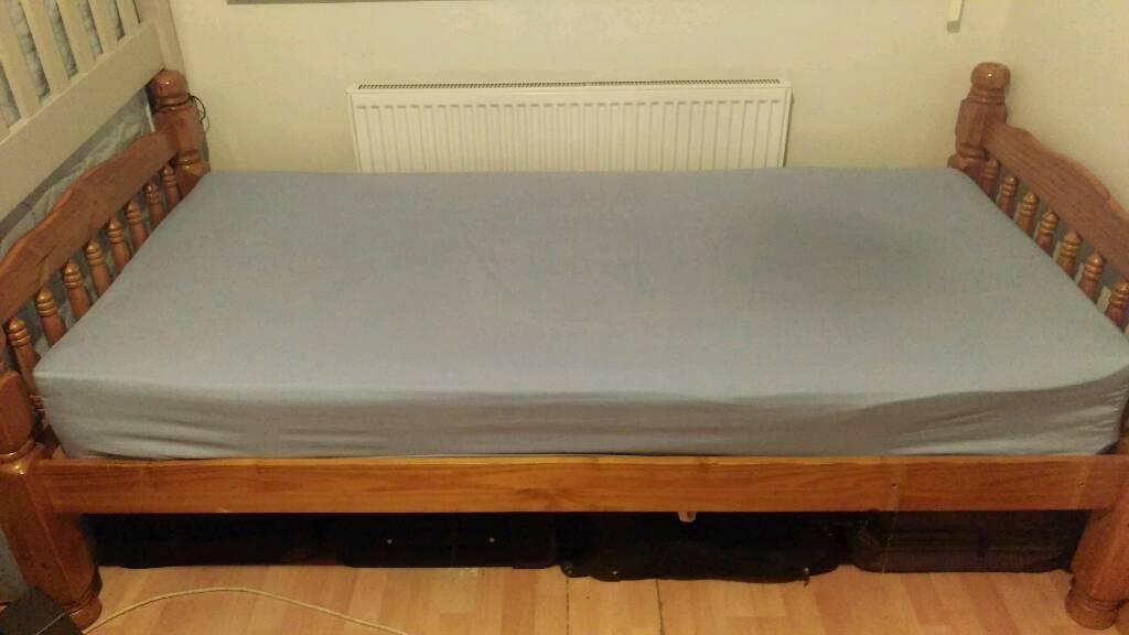 Bunk Bed & 2 New Mattresses