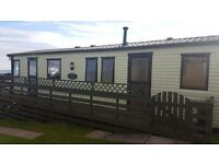 WILLERBY WESTMORLAND 2005 STATIC CARAVAN 3 BEDS 35 x 12 SITED AUCHENLARIE HOLIDAY PARK £11995 ono