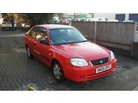 Hyundai Accent 1.3 petrol NEW MOT!!