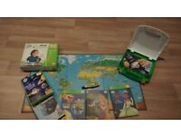 Leapfrog Tag reading set and books