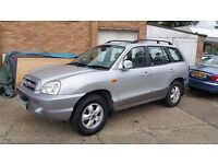 Hyundai Santa-Fe CDX Diesel - LOW MILES