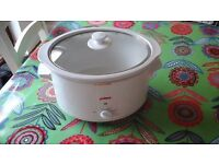Prima Slow Cooker white