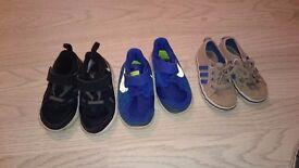 Boy shoe bundle 3 pairs