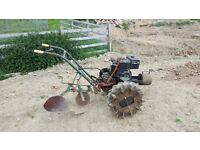 Vintage Mayfield Garden Field Tractor for cultivating / rotavating / ploughing / drilling / cutting
