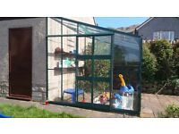 GreenHouse - Approx 10ft x 8ft (LEAN TO DESIGN)