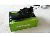 Dunlop Mens Golf Shoes - Brand New Size 8 - Excellent Quality