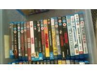 Blu Rays Used 3 X £5