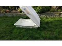 Fiamma cargo rooftop box