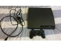 Sony playstation 3 console (ps3)