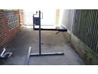 Leg Stretcher - Karate Kick Master - Martial arts Stretching Machine