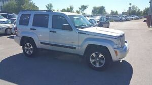 2008 Jeep Liberty 4WD