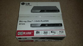 LG BP325 Bluray Player (BNIB)
